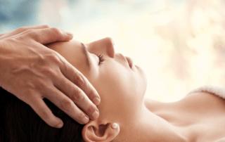 Massage crânien bien-être