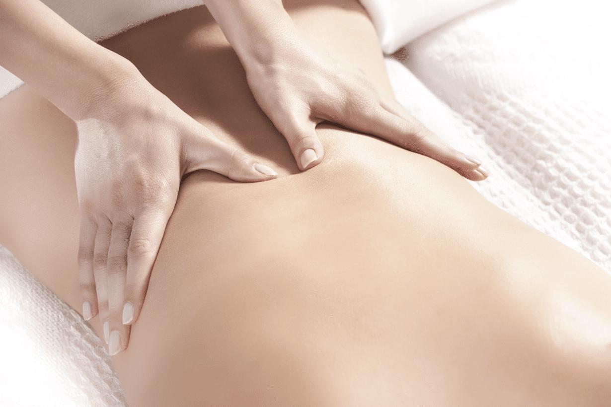 Séance de massage californien suédois bien-être